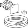 Kép 2/4 - Beépítőkészlet falsík alatti szerelési dobozzal, Geberit DuoFresh modulhoz (244999001)