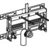 Kép 2/4 - Geberit Kombifix bidé szerelőelem, univerzális (457530001)