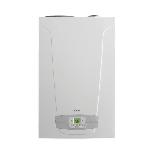 BAXI Nuvola Duo-Tec 24+ ERP fali kondenzációs hőközpont 45 literes inox tartállyal 24 kW