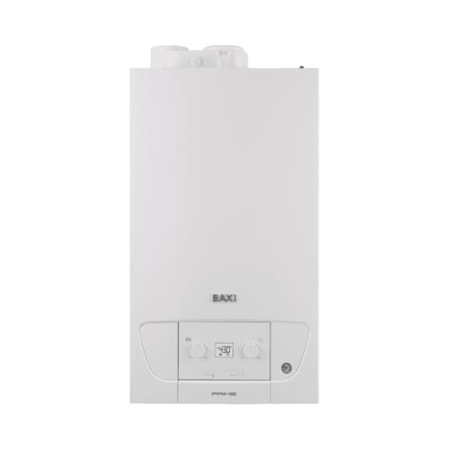 BAXI Prime 24 ERP fali kondenzációs kombi gázkazán 20 kW