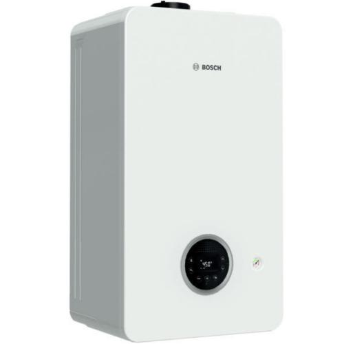 BOSCH CONDENS 2300 24/30 KW fali kondenzációs kombi gázkazán (7736901294)