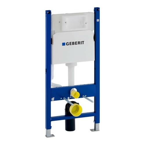 Geberit Duofix Basic WC szerelőelem fali WC csészéhez falba építhetős 111.153.00.1