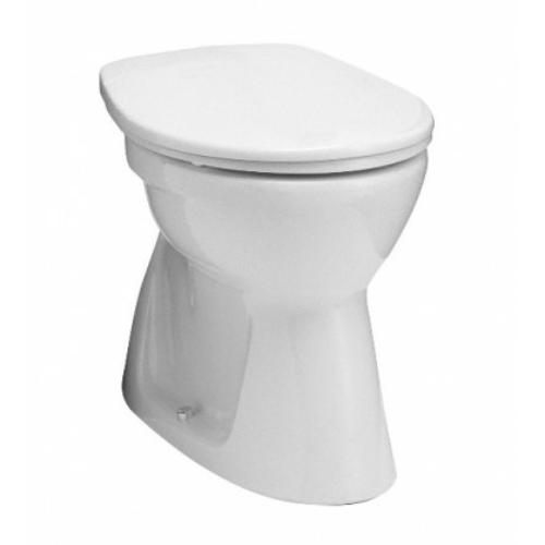 Alföldi Bázis lapos öblítésű WC alsó kifolyású 4032 00 01